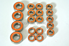 Supply high grade Modle car bearing sets bearing kit KYOSHO OUTLAW RMPG Free Shipping