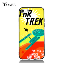 America Technology Satellite Space Trek 6 Choices For iPhone 6 6s 7 Plus Case TPU Phone Cases Cover Mobile Protection Decor Gift(China)