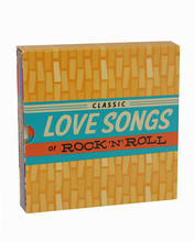 "Classic Love Songs of Rock 'N' Roll"" 9 CD Box Set Time Life Band New(China)"