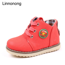 New Design Winter Baby Boots Soft Velvet Sneakers Children's Autumn Toddler Ankle Felt Boots Kids Warm Snow Shoes For Boys Girls
