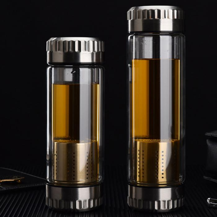 Thermos qui garde le chand longtemps avec infuseur | oko oko
