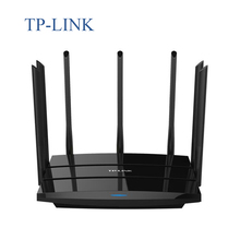 TP LINK TP-LINK WDR8500 Wireless Wifi Router Repeater DuaL Band Gigabit 2200Mbps 802.11AC Wi-fi 7 Antennas  Roteador
