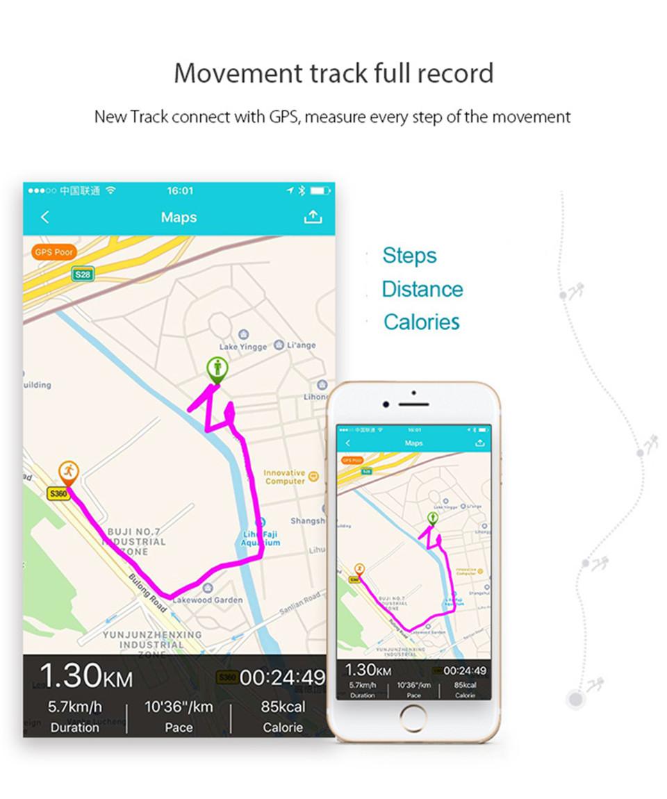 Teamyo New V05C Smart Band Pulse Heart Rate Monitor Smart Wristband Fitness Tracker Pedometer Sleep Tracker IOS Android Bracelet 19