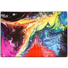 1.6*2.3m minimalist Watercolor painting rug living room sofa Carpet alfombra bedroom Mats crawling Mats personalized Ottomans(China)