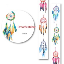 Dreamcatcher 3CMX7M Washi Paper Tape Masking Tape Stickers Decorative Sticker Adhesive Tape XQT015 Wholesale Is Available