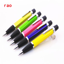 You 808 Cute little finger All Colour Business office Medium Nib Ballpoint Pen New(China)