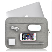 Nylon Notebook Soft Bag Cover Case For Apple Mac Macbook Pro 12 13 Retina Air 11 Laptop Sleeve For Xiaomi surface pro 3 4