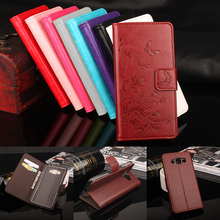 Wallet Case for Samsung Galaxy J2 Prime Flip Leather Cover Case Magnetic Phone Case for Samsung Galaxy J2 Prime G532F G532(China)