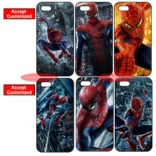 Spiderman Spider Man Cover Case for iPhone 4 4S 5 5S SE 5C 6 6S 7 Plus iPod Touch 5 LG G2 G3 G4 G5 G6 Sony Xperia Z2 Z3 Z4 Z5