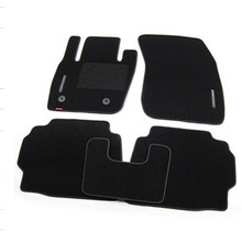 5pcs High Quality Odorless Auto Carpet Mats Perfect Fitted For Ford Mondeo