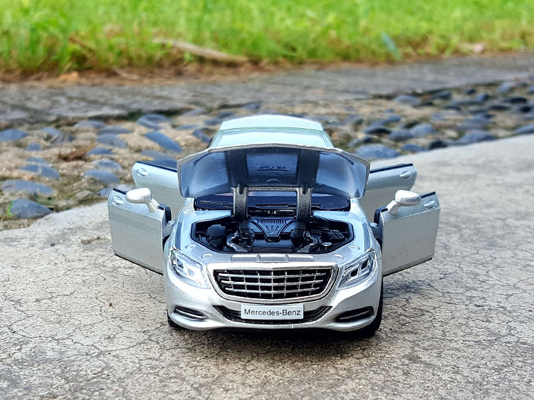132 For TheBenz Maybach S600 (6)