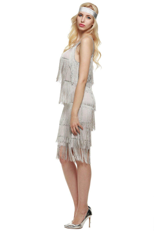 flapper fringe dress (7)