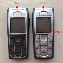 Refurbished Nokia 6230 Mobile Phone GSM Tri-Band Unlocked & English Russian Arabic Keyboard Old Cheap Phone(China)
