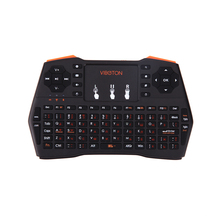 New Type Russian Version Keyboard Wireless Keyboard i8 Plus Mini Keyboard with Air Mouse Touchpad for Smart TV PC Xbox360 PS3(China)