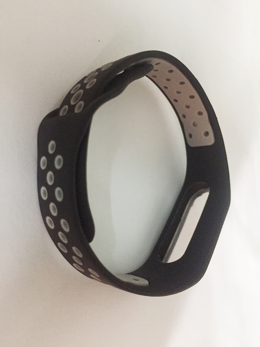 image for For Xiaomi Mi Band 2 Bracelet Silicone Strap Colorful Wristband Replac