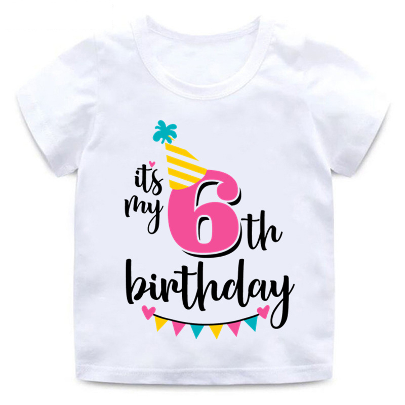 Girls-Happy-Birthday-Number-1-9-Letter-Print-T-shirt-Baby-Summer-Cute-Clothes-Kids-Funny (5)