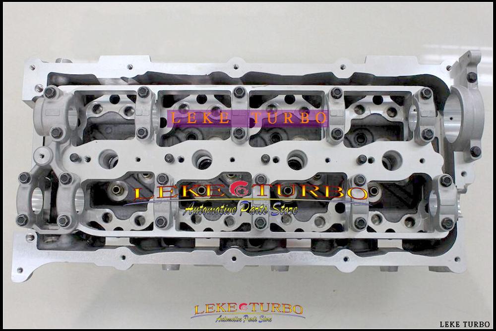 Bare D4CB cylinder head Kia SORENTO Hyundai H-1 H200 PORTER STAREX 2.5CRDI 22100-4A010 908753 Motor (1)
