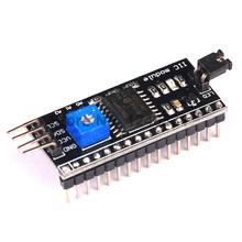 Buy 10PCS/lot IIC/I2C / Interface LCD1602 2004 LCD Adapter Plate Arduino for $3.91 in AliExpress store