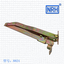 NRH8824 flap hinge flap hinge flap sofa accessories furniture accessories Arbitrary angle adjustment(China)
