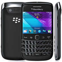Original Unlocked BlackBerry 9790  3G GPS WIFI 5MP Camera 8GB ROM  QWERTY Keyboard cell phone Free Shipping