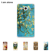 For LG L60 X145 4.3 inch Cellphone Cover Mobile Phone Protective Skin Color Paint Bag Shipping Free