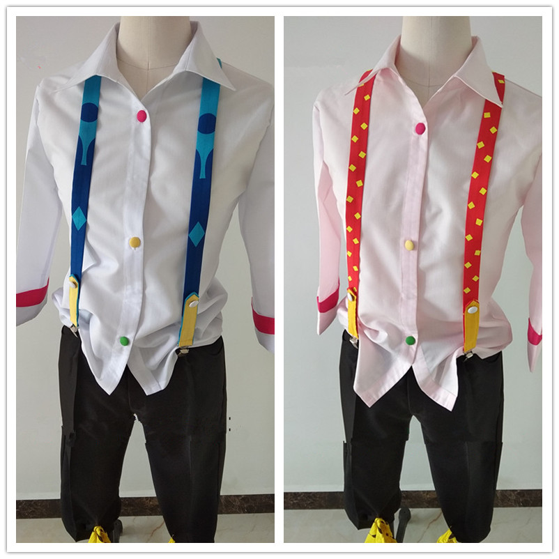 Juzo Suzuya Costume Unisex Uniform Anime Japan Tokyo Ghoul Cosplay Collection