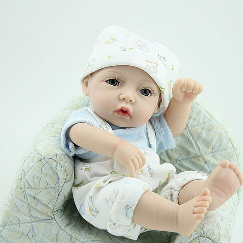 10inch Boneca Reborn 28cm Full Body Silicone Bebe Reborn lifelike Baby Dolls Reborn Babies Dolls Reborn Boneca Baby Brinquedos<br><br>Aliexpress
