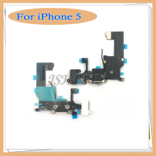 New Charging port flex cable for iphone 6 6S plus 6plus 5 5S 5c  headphone Audio Jack USB Charger port dock connector flex
