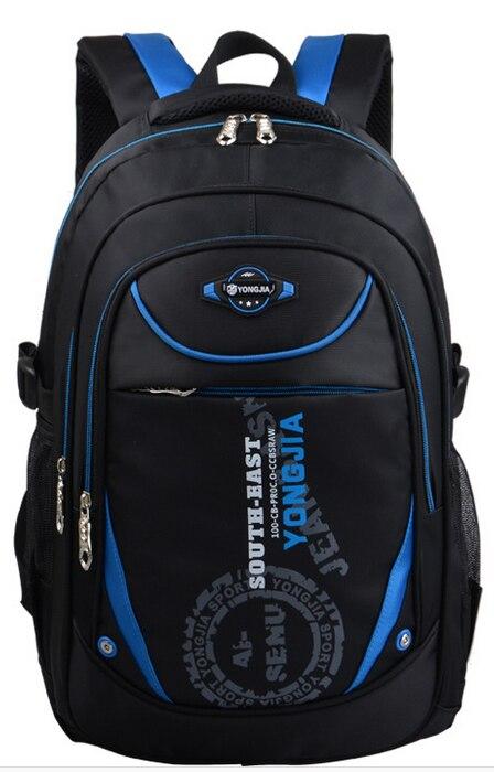 2015 New Waterproof teenagers Bags For Girls Boys High Quality Children Backpack Primary School Backpacks Mochila Infantil Zip<br><br>Aliexpress