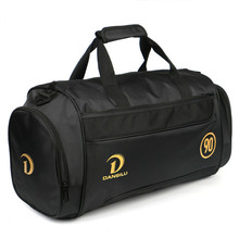 Sport Bag Training Gym Bag Men Woman Fitness Bags Waterproof Large Nylon Luggage Travel bags Totes Duffle Foldable