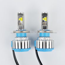 Super Bright Car Headlights H4 H7 LED H8/H11 HB3/9005 HB4/9006 H1  H13 Auto Front Bulb Automobile Headlamp 6000K Car Lighting