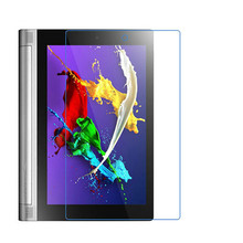 9H Premium Tempered Glass Screen Protector For Lenovo Yoga tablet 2 10 1050F 1050 10.1 inch Tablet Glass Film Guard(China)