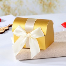 Paper Treasure Chest Nest Jewellery Craft Gift Boxes for Wedding Anniversary Party Decoration 12pcs