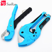 42mm PE PVC PPR Aluminum Plastic Pipe Water Tube Tubing Hose Cutter Scissor Knife Cut Ratchet Plumbing Tool(China)