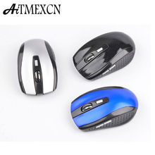 Aitmexcn 2.4Ghz Mini Portable Wireless Mouse Sem Fio USB Optical1500 dpi Computer Mouse Gaming Gamer Mice For Mac PC Laptop
