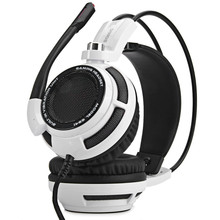 Somic G941 Professional Gaming Headset 7.1 Surround Sound Vibration Function USB Gaming Headphone for PC Gamer F18573/74
