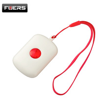 Wireless SOS emergency button, panic button for old people for emergency call,Suit for G90B Alarm home system(China)