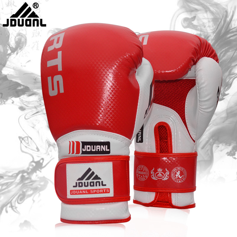 2017 NEW Luxury Boxing Gloves Sanda Karate Sandbag Taekwondo Protector MMA Boxeo Muay Thai Mitts<br><br>Aliexpress