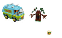 BELA 10430  Scooby-Doo The Mystery Machine Building Block Model Kits Scooby Doo Marvel Toys Compatible