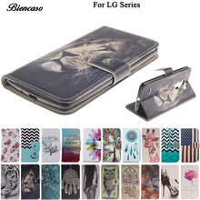 Luxury Case For LG G4 Stylus / LS770 / G4 Note / G Stylo PU Leather & TPU Silicone Cover Cases Coque Fundas B00(China)