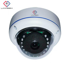 700TVL 360 Degree Fisheye Panoramic IR Vandalproof CCD Dome Camera with Wide Angle Viewing Lens, 15pcs IR LEDs, Night Vision(China)