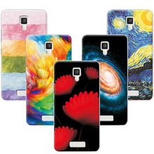 "Buy Lenovo A2010 2010 4.5"" Case Cover Flowers Scenery Soft TPU Silicone Phone Cases Lenovo A2010-a /A 2010 Back Cover for $1.24 in AliExpress store"