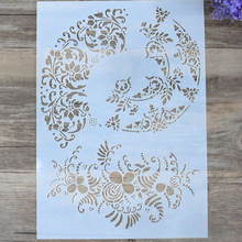DIY Craft  Layering Stencils For Walls Painting Scrapbooking Stamping Stamp Album Decorative Embossing Paper Card