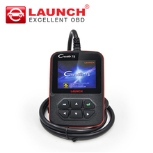 Launch X431 Creader 7S Code Reader +Oil Reset Function Creader 7 Plus Update Via Official Website(China)
