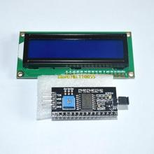 1602 16x2 HD44780 Character LCD /w IIC/I2C Serial Interface Adapter Module(China)