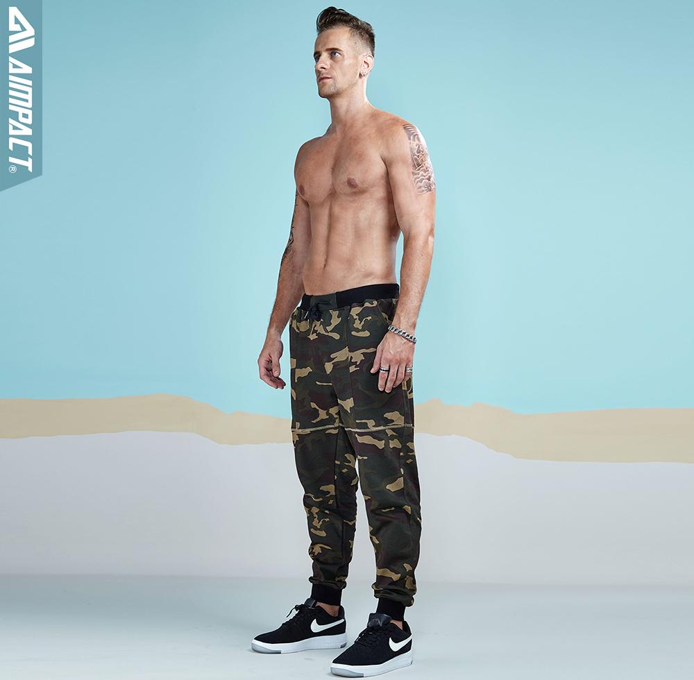 Aimpact 2017 New Camouflage Jogger Pants Men Cotton Sweatpants  (3)