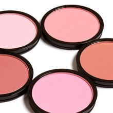 Cheek Blush Powder Makeup Cosmetic Natural Refill Palette Foundation Maquiagem(China)