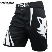 VSZAP muay thai shorts muay thai suit both men and women sports pants muay Thai boxing take fight boxing MMA shorts