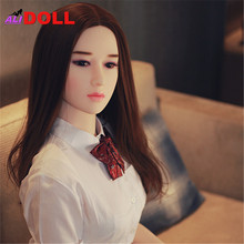 2017 New Real Silicone Sex Dolls Metal Skeleton Sex Doll Real Doll Sex Toys Rubber Woman Sex Shop Oral Anal Vagina Boneca Sexual
