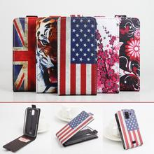 Lingmao Brand Mobile Phone Cases  Genuine Leather Case For Huawei Y360 Wallet Stand With Card Slot Cover